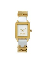 Moschino Cheap And Chic Moschino Cheapandchic Timepieces Wrist Watches Women White