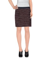Tommy Hilfiger Skirts Mini Skirts Women Garnet