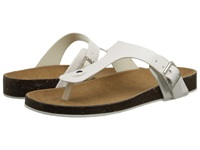 Wanted Snoopy White Women's Sandals