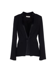 Suoli Suits And Jackets Blazers Women Black