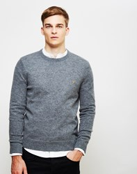 Farah Rosecroft Crew Neck Sweatshirt Grey