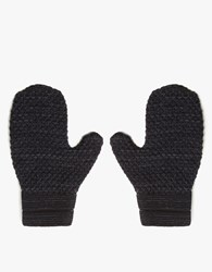 S.N.S. Herning Final Mittens Navy Blue