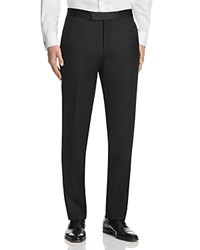 Ted Baker Josh Regular Fit Tuxedo Pants 100 Bloomingdale's Exclusive Black