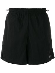 Misbhv Loose Track Shorts Black