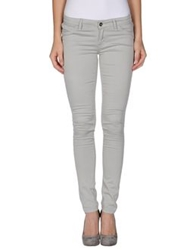 Fred Mello Casual Pants Light Grey