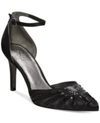 Adrianna Papell Hollis Evening Pumps Women's Shoes Black