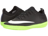 Nike Mercurialx Finale Ii Ic Black White Electric Green Anthracite Men's Soccer Shoes