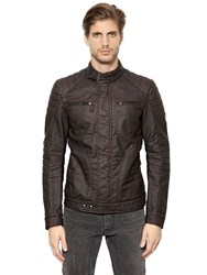 Belstaff New Weybridge Rubberized Cotton Jacket