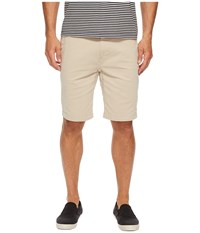 7 For All Mankind The Chino Twill Shorts White Onyx