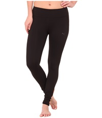 Puma Essential Long Tight Black Women's Workout