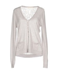 Nougat London Cardigans Light Grey