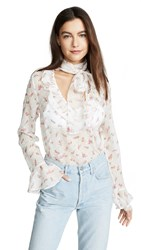 Endless Rose Bow Tie Blouse Multi