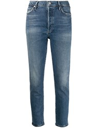 Citizens Of Humanity Olivia High Rise Cropped Jeans 60
