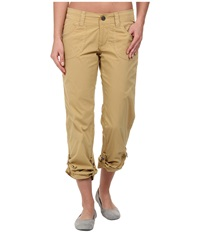 Kuhl Kontra Pant Camel Women's Casual Pants Tan