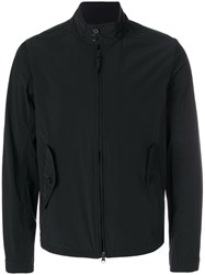 Aspesi Zipped Jacket Black