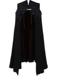 Aganovich Wrap Skirt Black