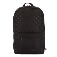 Original Penguin Tonal Print Backpack Black