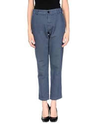 Local Apparel Casual Pants Dark Blue