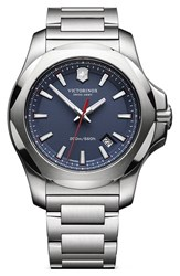 Victorinox Swiss Army 'Inox' Bracelet Watch 43Mm