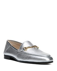 Sam Edelman Loraine Loafers Silver