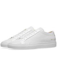 Common Projects Achilles Low Perforated White