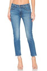 Levi's 505 C Cropped Blue Cheer