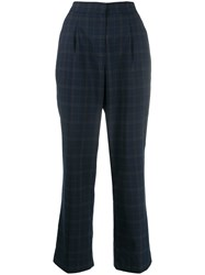 Essentiel Antwerp Salou Trousers Blue