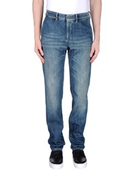 Incotex Red Jeans Blue