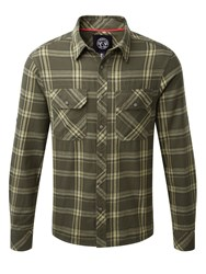 Tog 24 Foxe Mens Tcz Cotton Shirt Olive