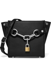 Alexander Wang Attica Chain Mini Leather Shoulder Bag Black