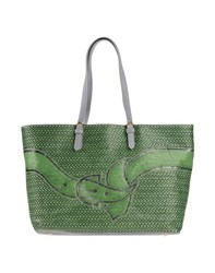 Roberta Di Camerino Bags Handbags Women Light Green