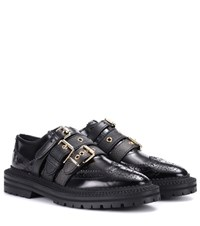 Burberry Doherty Brogue Shoes Black