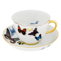 Christian Lacroix Butterfly Parade Teacup And Saucer