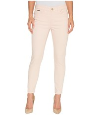 Ivanka Trump Denim Skinny Ankle Jeans In Blush Blush Women's Jeans Pink