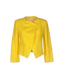 Band Of Outsiders Suits And Jackets Blazers Women Yellow