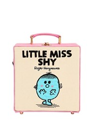 Olympia Le Tan Little Miss Shy Embroidery Box Bag