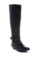 Ciao Bella Leslie Leather Boot Black