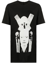 Rick Owens Drkshdw Photo Print T Shirt 60