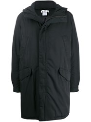 Hope Hooded Parka Coat 60