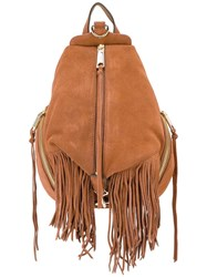 Rebecca Minkoff Medium 'Jiulian' Backpack Brown