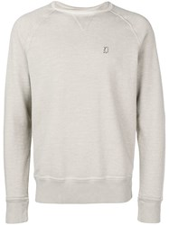 Dondup Basic Sweatshirt Grey