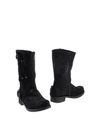Replay Boots Black