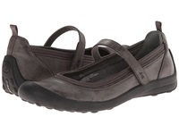 J 41 Cassie Charcoal Women's Slip On Shoes Gray
