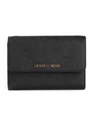 Michael Kors 'Jet Set' Cross Body Bag Black