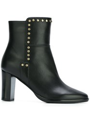 Jimmy Choo 'Harlow 80' Boots Black