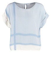 Part Two Bomine Tunic Light Blue