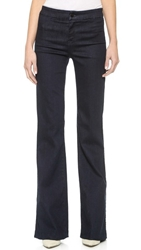 J Brand Tailored High Rise Flare Jeans Inkwell