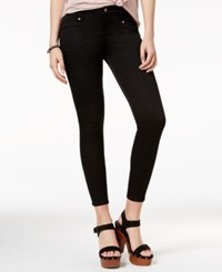 Celebrity Pink Body Sculpt By Juniors' The Slimmer Skinny Ankle Jeans Black