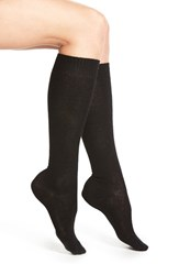 Women's Nordstrom Merino Wool Blend Knee Socks