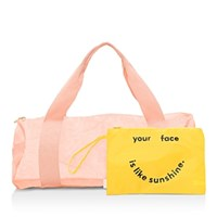 Ban.Do Ban. Do Sunshine Work It Out Gym Bag Pink